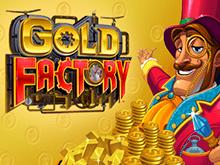 Слот Фабрика Золота в демо в казино Вулкан Гранд