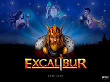 Играть платно в слот-автомат Excalibur