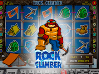 Игра онлайн на деньги в азартный автомат Rock Climber