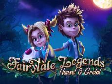 Игровой автомат Легенды Сказок: Гензель И Гретель